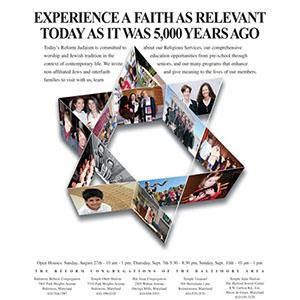 Reform Judaism Print