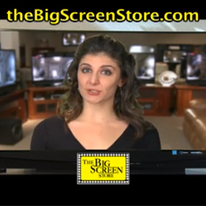 The Big Screen Store TV