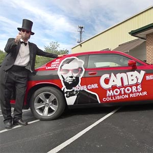 Canby Motors TV Spot