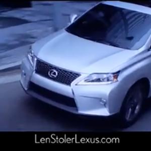 Lexus TV Spot